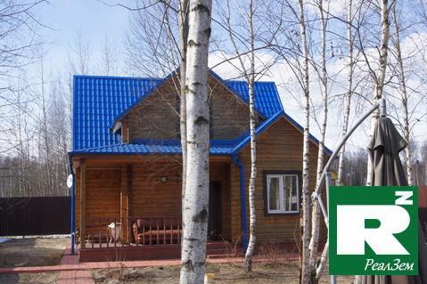 Продаётся дом 85 кв.м, участок 6 соток, в Ворсино - Фото 5