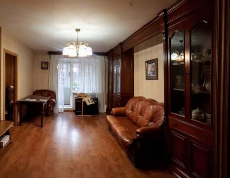 Роскошная двусторонняя 4-к.кв. с мебелью в кирпичном доме - Фото 1