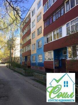 1-комнатная квартира 35 м2 ул. Весенняя д. 2 - Фото 1