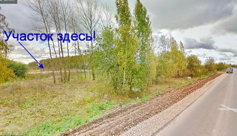 20 соток на окраине д.Ждамирово, недорого, Симферополька 115км от МКАД - Фото 2