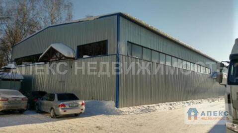 Аренда помещения пл. 1000 м2 под склад, площадку Домодедово Каширское . - Фото 2