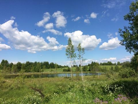 Продам участок на берегу озера Егорьевское - Фото 5