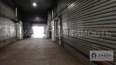 Аренда помещения пл. 115 м2 под склад, Мытищи Ярославское шоссе в . - Фото 3
