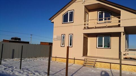 Дом 150 кв.м, Участок 8 сот. , Киевское ш, 55 км. от МКАД. - Фото 1