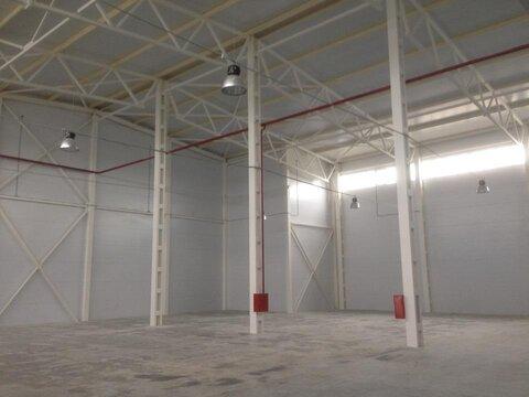 Новый склад на рампе 5000 м2 ул.Солнечная - Фото 2