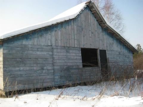 Земельный участок с недостроенным домом под прописку и регистрацию. - Фото 5