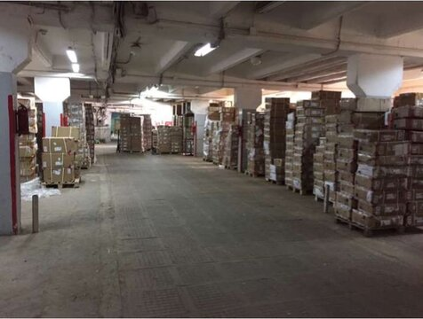 Отапливаемый склад, 455 кв.м - Фото 5