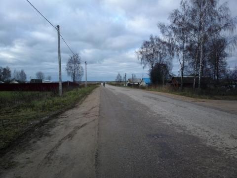 Земельный участок под ИЖС, в Бобырях - Фото 3