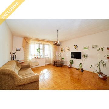Продажа 3-к квартиры на 6/10 этаже на ул. Чкалова, д. 58 - Фото 2