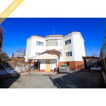 3-х этажный коттедж, ул Волгоградская 108 - Фото 1
