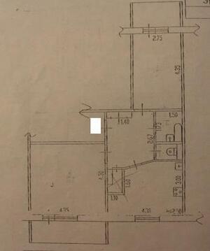 2-к квартира ул. Солнечная Поляна, 23 - Фото 3