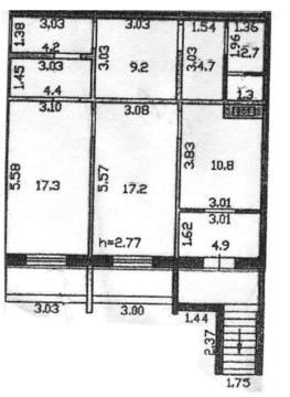 Продажа недвижимости свободного назначения, 75 м2