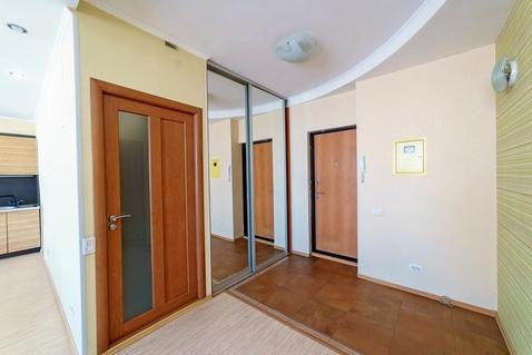 2-к квартира 64,4 м2 с подземной парковкой; Щегловский пер, 12. - Фото 4
