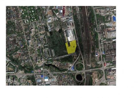 Продается земельный участок, г. Хабаровск, ул. Халтурина - Фото 1