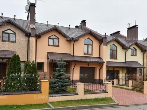 Продажа таунхауса, Юрлово, Солнечногорский район - Фото 1