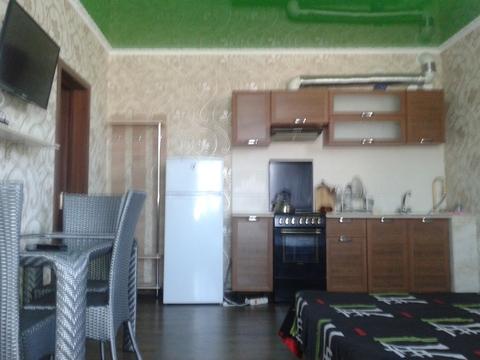 Сдам 1 комнатную студию посуточно Севастополь р-н Малахов Курган - Фото 1