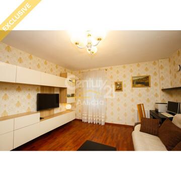 Продается просторная 3-комнатная квартира по наб. Варкауса. д. 27, к.1 - Фото 1