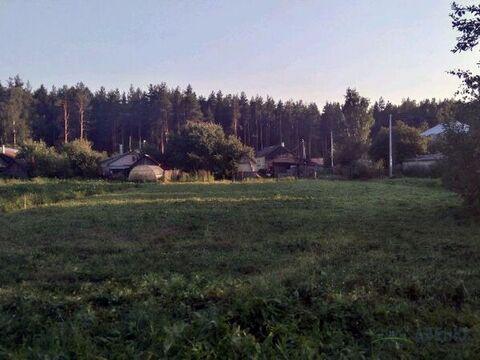 Земельный участок 10 соток для строительства загородного дома или . - Фото 1