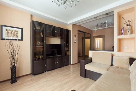 Продам отличную 3-комнатную квартиру 89 кв.м, Ленинский, 100к3 - Фото 5