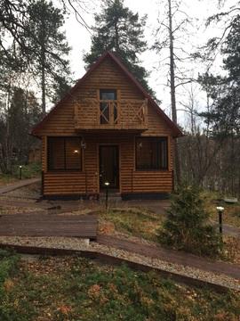 Продам дачный домик на берегу озера - Фото 1