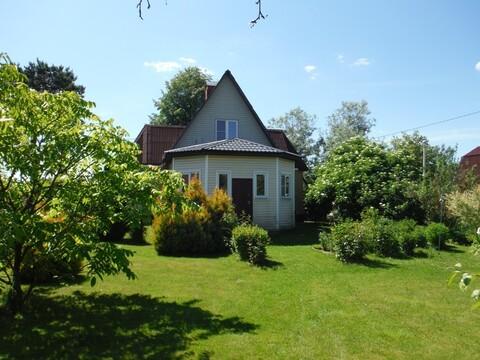 Продается жилой дом на участке 25 соток в Наро-Фоминском районе - Фото 4