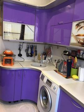 3-х комнатная квартира, Купить квартиру в Хотьково по недорогой цене, ID объекта - 322216495 - Фото 1