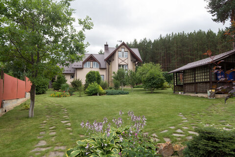 Кирпичный дом рядом с лесом. Старопышминск. - Фото 5