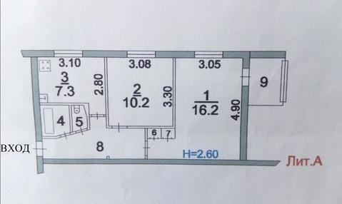 Квартира, ш. Новоугличское, д.102 - Фото 2