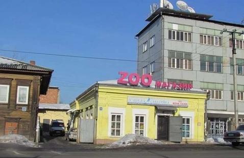 Продается Торговая площадь. , Иркутск город, улица Карла Либкнехта 53 - Фото 1