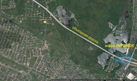 Продажа участка, Тюмень, Поселок Мелиораторов - Фото 1