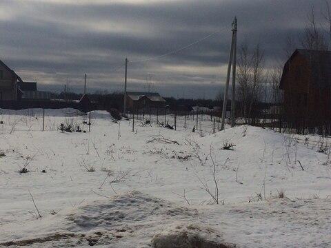 Продам земельный участок 15 соток (ИЖС), д.Плюсково. - Фото 3