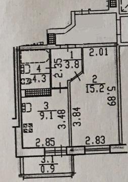 Продажа квартиры, Кондратьевский пр-кт. - Фото 2