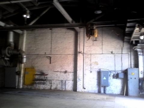 Теплое производственное помещение. 470 кв.м. Вода-канализация. - Фото 5