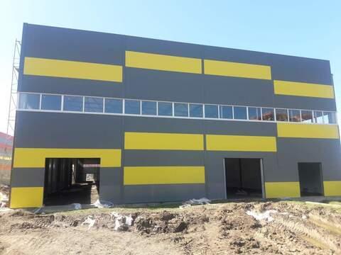 Аренда склада от 729 кв.м, Краснодар - Фото 3