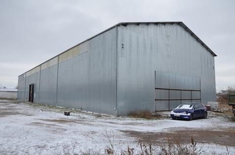Производственно-складская база 1600 кв.м. на участке 1,12 га. - Фото 2