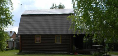Дом 120 кв.м, Участок 6 сот. , Боровское ш, 24 км. от МКАД. - Фото 1