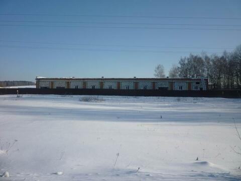 Склад -производство в Боровском районе - Фото 1