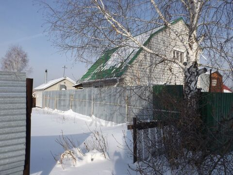 Продажа дачи, Кудряшовский, Новосибирский район, Вишневая - Фото 2
