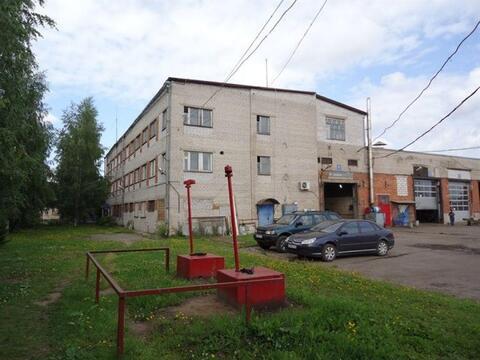 Продам производственное помещение 4845 кв.м, м. Рыбацкое - Фото 1