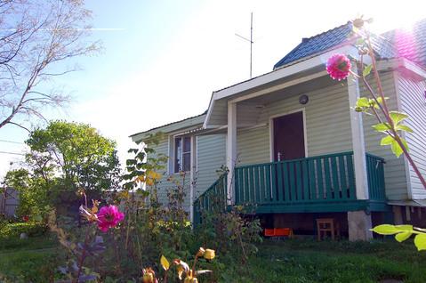 Продаётся зимний дом с коммуникациями в черте города, 14 соток ИЖС - Фото 5
