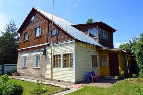 Обжитой дом в деревне рядом с озером. Московская область. Наро-Фоми. - Фото 1