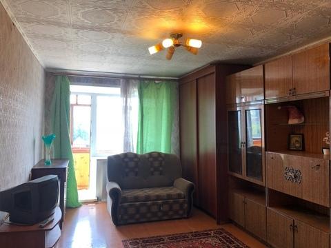 Однокомнатная квартира в Балакирево - Фото 1