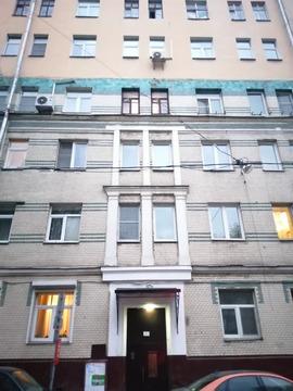 Объявление №50095882: Продаю комнату в 6 комнатной квартире. Москва, Тетеринский пер., 16,