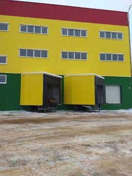 Новый складской комплекс 1500 кв.м, класса А - Фото 1