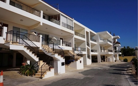 Дешевый трехкомнатный Апартамент в пригороде Пафоса - Фото 1