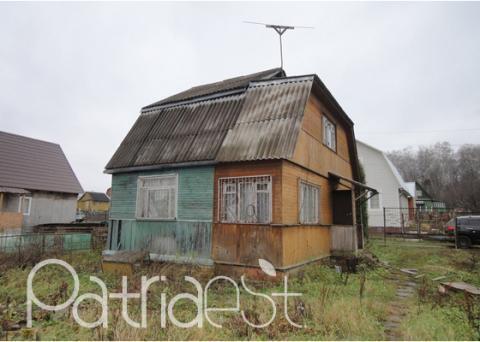 Садовый дом 30 кв.м Уварово в СНТ - Фото 2