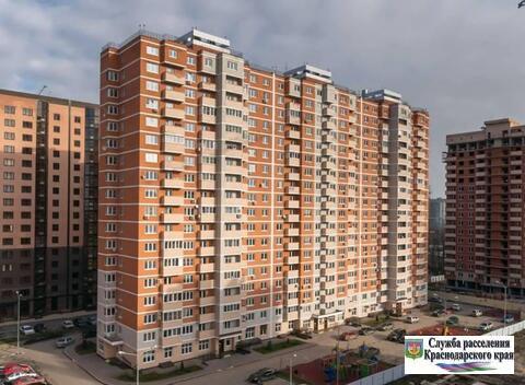 2 190 000 Руб., 1-к квартира , рядом с парком!, Купить квартиру в Краснодаре по недорогой цене, ID объекта - 317322923 - Фото 1