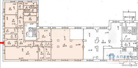 Аренда помещения 547 м2 под офис, банк м. Марксистская в бизнес-центре . - Фото 5