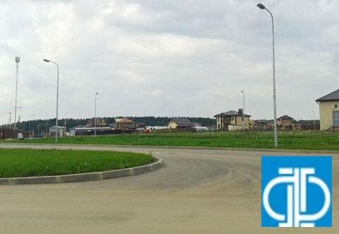 Продается участок. , Клоково д, коттеджный поселок Певчее - Фото 1