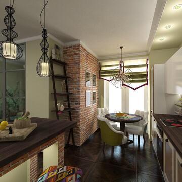 Продается 1-но комнатная квартира (евро-двушка) рядом с Москва-Сити - Фото 1